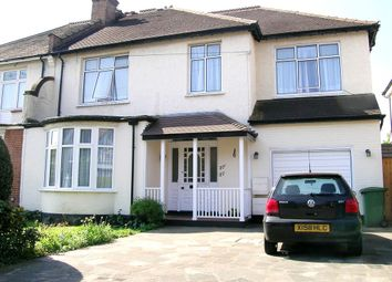 Thumbnail 3 bed maisonette to rent in Southfield Park, North Harrow, Harrow