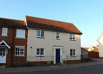 Thumbnail 3 bedroom end terrace house for sale in Great Cambourne, Cambridge, Cambridgeshire