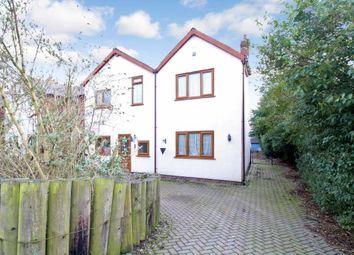 Thumbnail 4 bed semi-detached house for sale in Brecks Lane, Kippax, Leeds