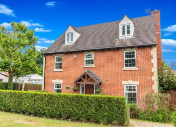 Thumbnail 5 bed detached house for sale in Bath Road, Woolhampton, Reading