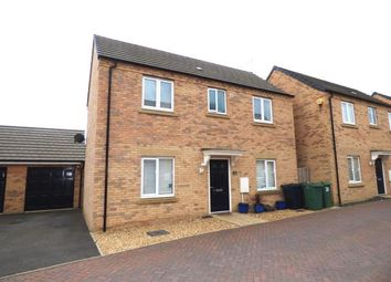 Thumbnail 3 bedroom detached house for sale in Roma Road, Cardea, Peterborough, Cambridgeshire