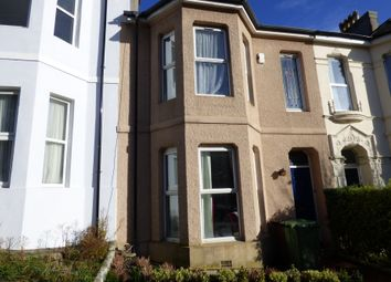 Thumbnail 5 bedroom terraced house to rent in Beatrice Avenue, Lipson, Plymouth
