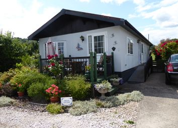 Thumbnail 2 bed mobile/park home for sale in Poplars Park, Stubby Lane (Ref 6277), Draycott In The Clay, Ashbourne, Derbyshire