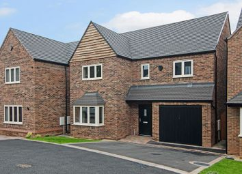 Thumbnail 4 bed detached house for sale in Chestnut Close, Chasetown, Burntwood (Plot 7)
