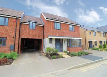 Thumbnail 4 bed link-detached house for sale in Goff Place, Wootton, Bedfordshire