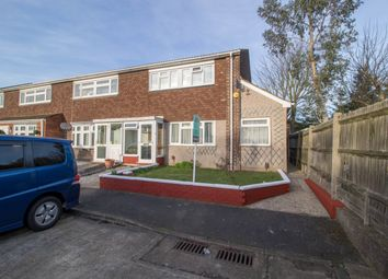 Thumbnail 3 bed end terrace house for sale in Portnoi Close, Romford
