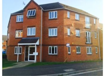 Thumbnail 2 bed flat to rent in Bramble Court, Sandiacre, Nottingham