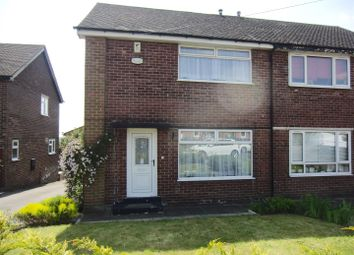 Thumbnail 2 bed semi-detached house to rent in Langdale Road, Woodlesford, Leeds