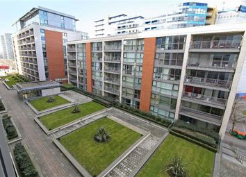 Thumbnail 1 bed flat for sale in Capital East Apartments, Excel, London