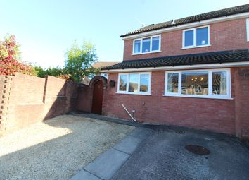 3 bed semi-detached house for sale in Mill Heath, Bettws, Newport NP20