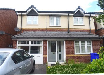 Thumbnail 4 bed detached house for sale in Larches Garden, Manchester
