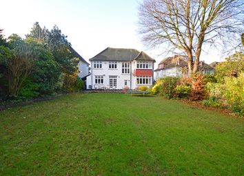 Thumbnail 5 bed detached house for sale in Sherwood Road, London