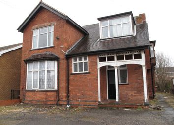 Thumbnail 1 bed flat to rent in Cinderhill Road, Bulwell