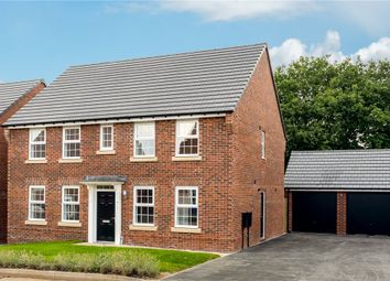 Thumbnail 4 bed detached house for sale in Willow Place, Knaresborough, North Yorkshire