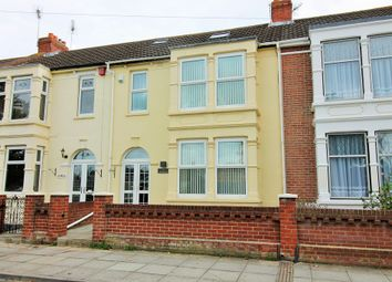 Thumbnail 4 bed terraced house for sale in Kensington Road, Portsmouth