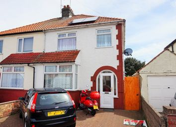 Thumbnail 3 bed semi-detached house for sale in Thomas Road, Clacton-On-Sea