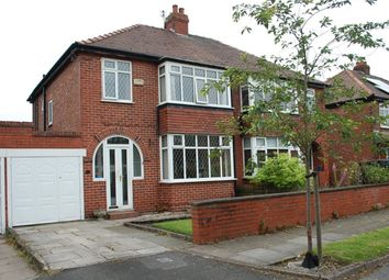 Thumbnail 3 bedroom semi-detached house for sale in Hutton Avenue, Ashton-Under-Lyne