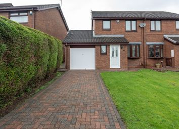 Thumbnail 3 bed semi-detached house for sale in Goldlynn Drive, Sunderland