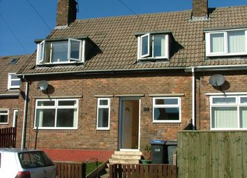 Thumbnail 2 bedroom terraced house to rent in Pine Lea, Brandon, Durham