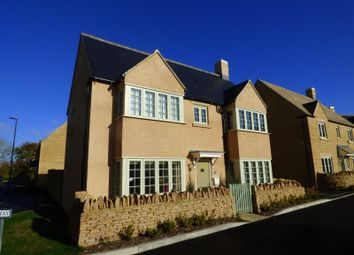 Thumbnail 3 bed detached house for sale in Trubshaw Way, Fairford