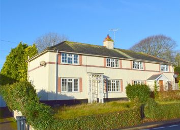 Thumbnail 2 bed semi-detached house for sale in East Budleigh Road, Budleigh Salterton