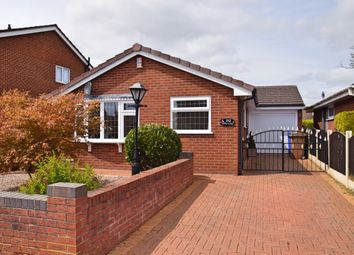 Thumbnail 2 bed detached bungalow for sale in Pacific Road, Trentham, Stoke-On-Trent