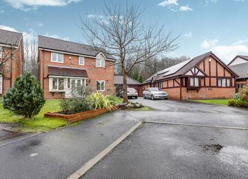 Thumbnail 4 bed detached house for sale in Ashwood, Radcliffe, Manchester