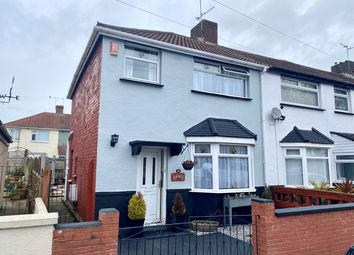3 bed semi-detached house for sale in Jeddo Close, Newport NP20