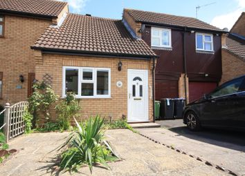Thumbnail 2 bed terraced house to rent in Clover Close, Stratford-Upon-Avon