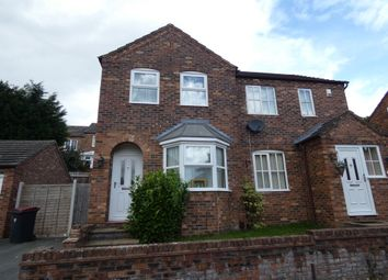 Thumbnail 2 bed semi-detached house to rent in Fieldfare Way, Aqueduct, Telford