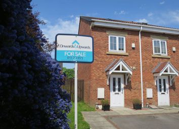 Thumbnail 3 bed town house for sale in Parkfield Court, Morley, Leeds