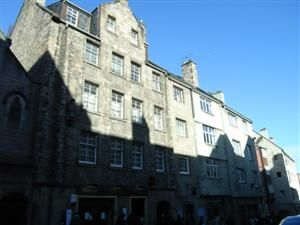 Thumbnail 2 bed flat to rent in Canongate, Old Town, Edinburgh