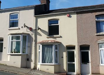 Thumbnail 2 bedroom terraced house for sale in 26 Glenmore Avenue, Stoke, Plymouth