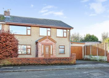 Thumbnail 5 bed semi-detached house for sale in Lyndon Avenue, Great Harwood, Blackburn