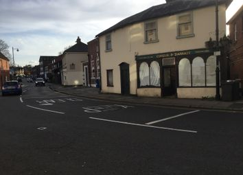 Retail premises to let in High Street, Ewell KT17