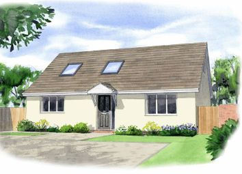 Thumbnail 3 bed detached bungalow for sale in Meadow Drive, Locking, Weston-Super-Mare