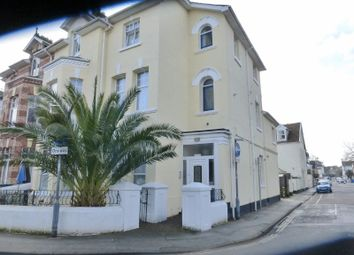 Thumbnail 1 bed flat to rent in Garfield Road, Paignton
