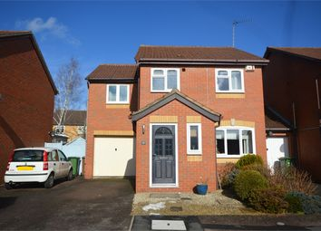 Thumbnail 4 bed detached house for sale in Spencer Close, Earls Barton, Northampton