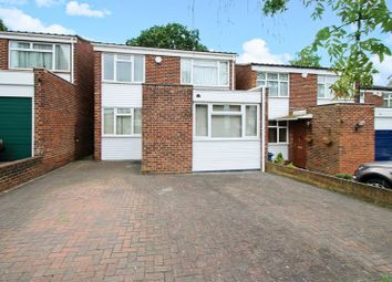 Thumbnail 4 bed detached house for sale in Kynaston Wood, Harrow