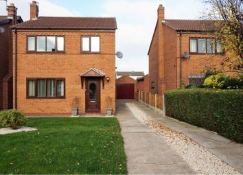 Thumbnail 3 bed detached house for sale in Spital Grove, Doncaster