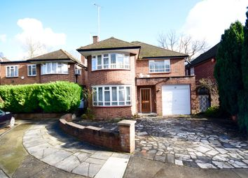 Thumbnail 4 bed detached house for sale in Danescroft Gardens, Hendon, London
