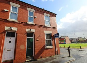 Thumbnail 3 bed terraced house for sale in Langton Street, Salford
