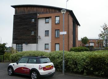 Thumbnail 2 bed flat to rent in Laurence Gardens, Drumchapel