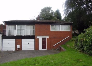 Thumbnail 4 bed link-detached house for sale in Bury Old Road, Prestwich, Manchester