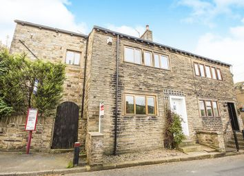 Thumbnail 3 bed semi-detached house for sale in Duke Street, Luddendenfoot, Halifax