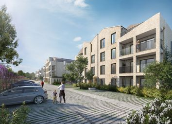Thumbnail 3 bed flat for sale in Fortescue Gardens, London