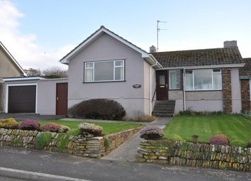 Thumbnail 2 bed semi-detached bungalow for sale in Porth Parade, Newquay