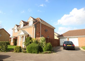 Thumbnail 4 bedroom detached house to rent in Battalion Drive, Wootton, Northampton