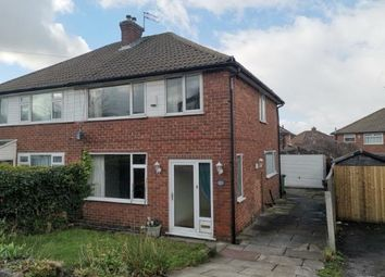 Thumbnail 3 bedroom semi-detached house for sale in Charnwood Road, Woodley, Stockport, Cheshire