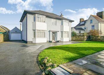Thumbnail 4 bed detached house for sale in Lon Y Traeth, Nefyn, Pwllheli, Gwynedd